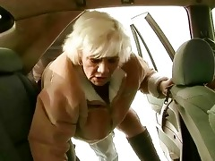 old hooker receives screwed hard