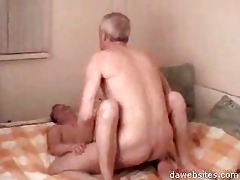 grey old chap pounding cute guys new asshole badly
