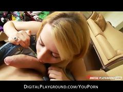breathtaking blonde girlfriend lexi belle toys