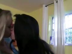juvenile beauties fuck with burglar