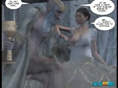 3d comic: tryst 6