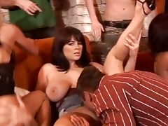 young sex party scene will drive you crazy