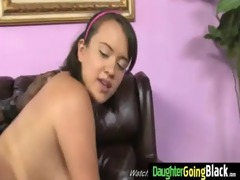 juvenile daughter with nice wazoo drilled by a