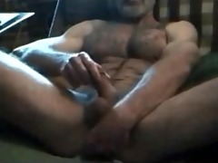 pumped up unshaved horny str4 daddy! sexy verbal